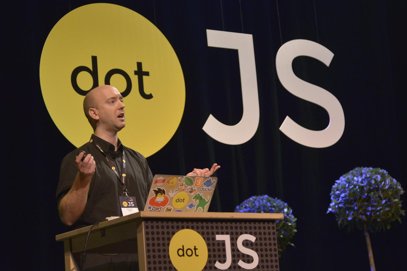 How to end manual REST-API client coding - Johannes Fiala at dotJS 2015
