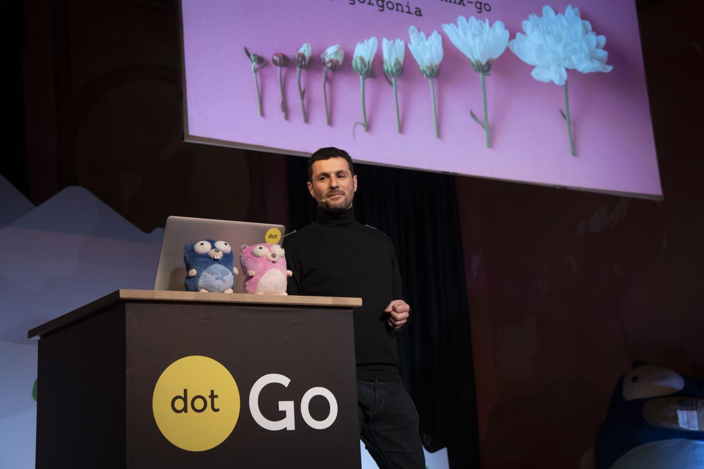 ONNX-Go, neural networks made easy - Olivier Wulveryck at dotGo 2019